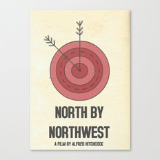 North by Northwest #2 Canvas Print