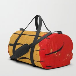 Abstract #16 Duffle Bag
