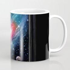 Looking Through a Masterpiece Mug