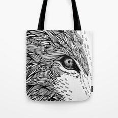 wolf like me Tote Bag