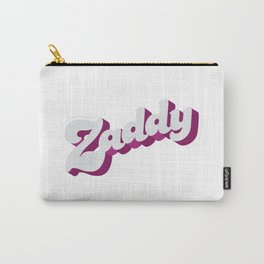 Zaddy Carry-All Pouch