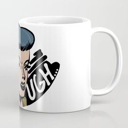 Sassy Alternative Pin-Up Girl Coffee Mug
