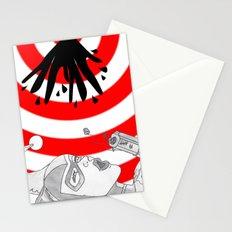 Harley Quinn Bullseye Stationery Cards