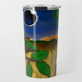 Solar Eclipse Dream Travel Mug