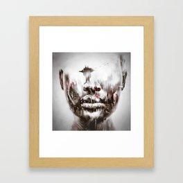 Conscious Construct Framed Art Print