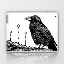 Jovial Raven Laptop & iPad Skin