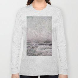 Under the Crashing Wave Long Sleeve T-shirt