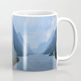 Mirrored Landscape Coffee Mug