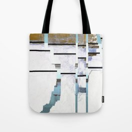 Grid No.1 Tote Bag