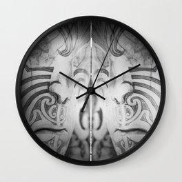 NZ Wall Clock