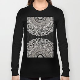 Mandala Mehndi Style G384 Long Sleeve T-shirt