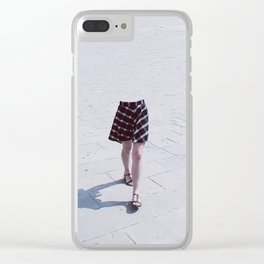 Better half Clear iPhone Case