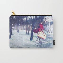 Negua/Invierno/Winter Carry-All Pouch