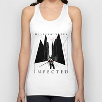 book cover Tank Tops featuring Infected - Book Cover by svitka