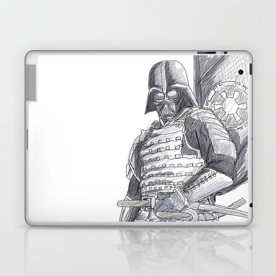 Samurai Vader Laptop & iPad Skin