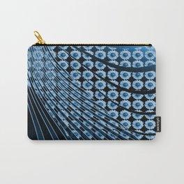 Phantasie in Blau 2 Carry-All Pouch