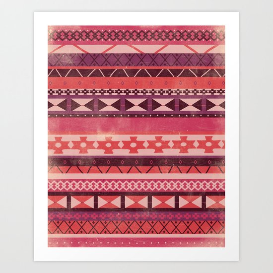 Native Spirit (alternate) Art Print