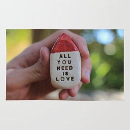 All You Need Is Love House Rug