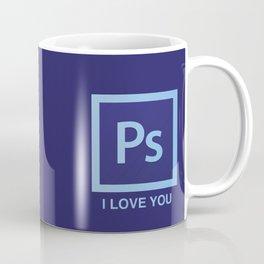 PS I LOVE YOU Coffee Mug