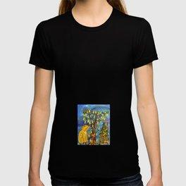 """""""Xochipilli's Golden Child"""" by ICA PAVON T-shirt"""