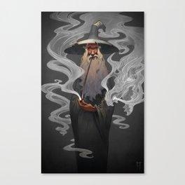 Stormcrow Canvas Print