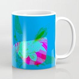 ELIB FLOWER FISHES Coffee Mug