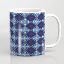 Jacketed Downspout Pattern Coffee Mug