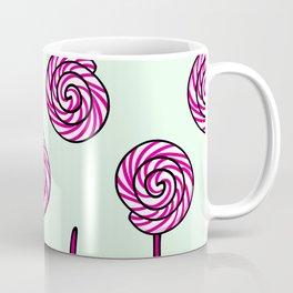 Raspberry Lollipop Coffee Mug