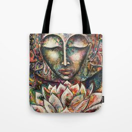 Creative Goddess from Gathering of the Creatives Tote Bag