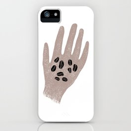 Coffee Beans #1 iPhone Case