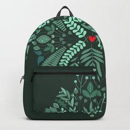 Minty Spring Backpack