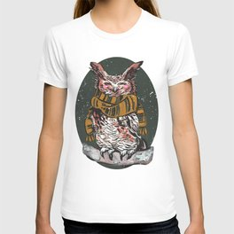 Warm and Cozy Owl T-shirt