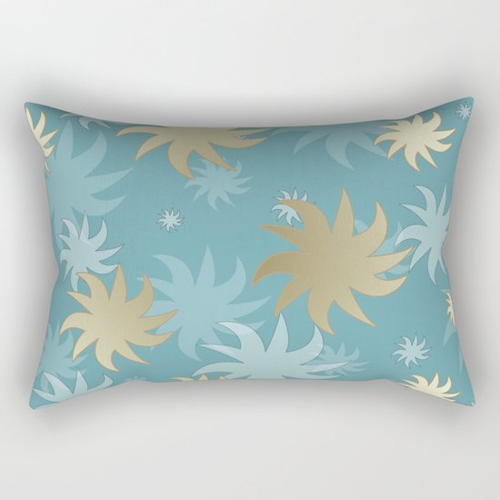 CHRISTMAS STARS 01 Rectangular Pillow