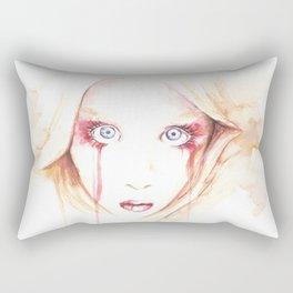 Empty Rectangular Pillow