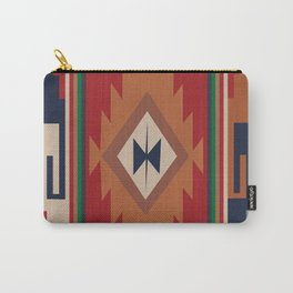 American Native Pattern No. 19 Carry-All Pouch