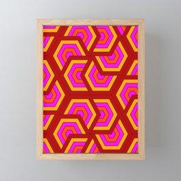 Framboise Framed Mini Art Print