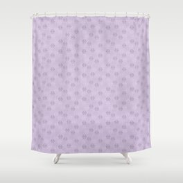 Geoed Shower Curtain