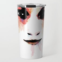 Looking to my eyes Travel Mug