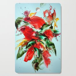 Bouquet Cutting Board