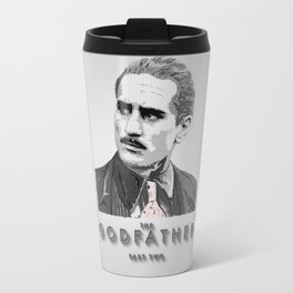 The Godfather - Part Two Travel Mug