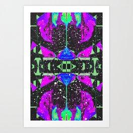 二十一 (Èrshíyī) Art Print