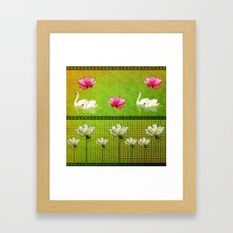 Ananda Framed Art Print