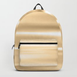 On The Water - Golden Sunset Backpack