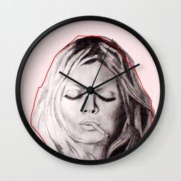 Kate Wall Clock