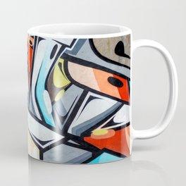 Wall Graffiti Coffee Mug