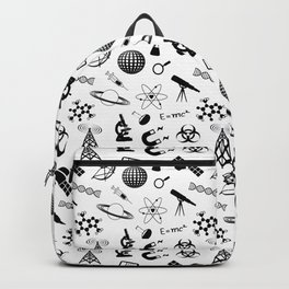 Symbols of Science Backpack