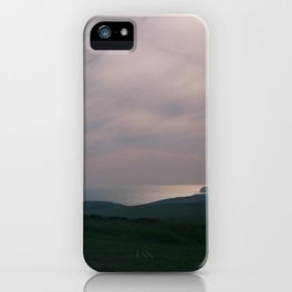 Pleiadian Sky iPhone Case