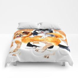 .meme friends. Comforters