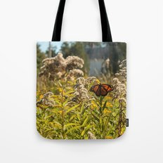 Indian Summer in Maine Tote Bag