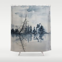 Herefoss-GerlindeStreit Shower Curtain